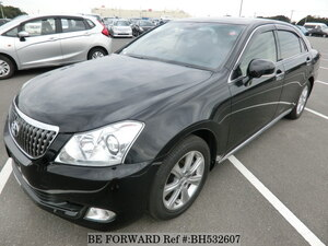 Used 2012 TOYOTA CROWN MAJESTA BH532607 for Sale