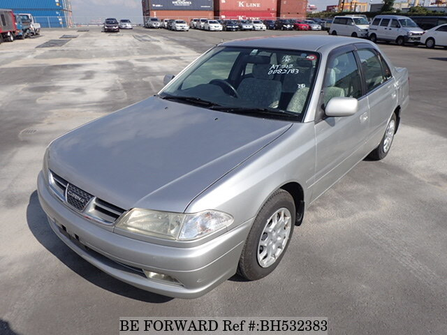 Used 2000 TOYOTA CARINA BH532383 for Sale
