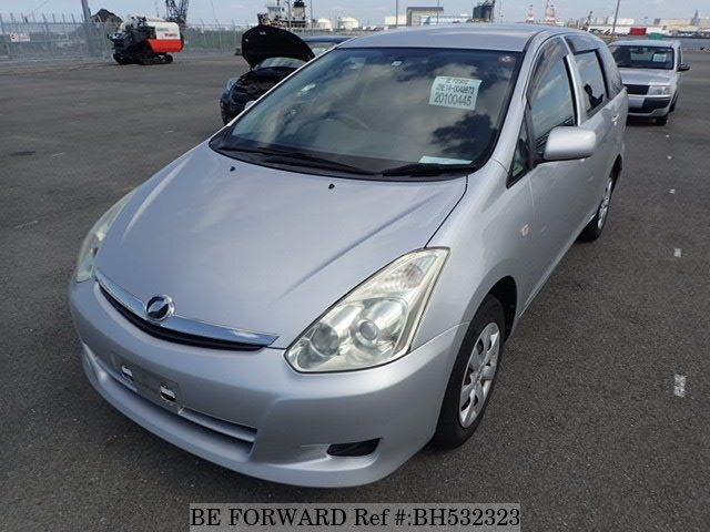 Used 2005 TOYOTA WISH BH532323 for Sale