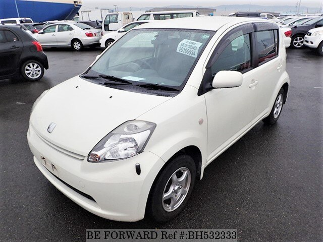 Used 2006 TOYOTA PASSO BH532333 for Sale