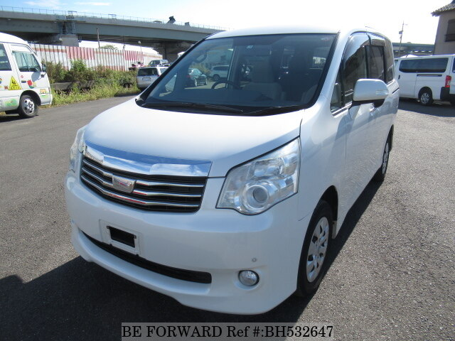 Used 2011 TOYOTA NOAH BH532647 for Sale