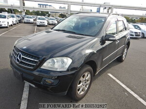 Used 2007 MERCEDES-BENZ M-CLASS BH532827 for Sale