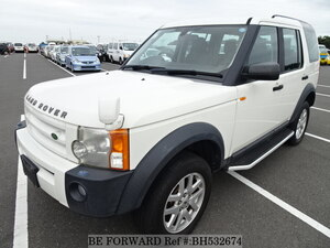 Used 2007 LAND ROVER DISCOVERY 3 BH532674 for Sale