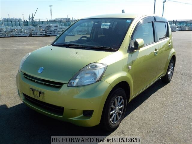 Used 2009 TOYOTA PASSO BH532657 for Sale