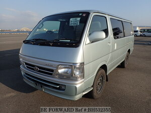 Used 2003 TOYOTA HIACE VAN BH532355 for Sale