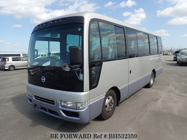 Used 2005 NISSAN CIVILIAN BUS BH532359 for Sale