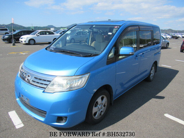Used 2009 NISSAN SERENA BH532730 for Sale