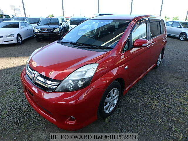 Used 2011 TOYOTA ISIS BH532266 for Sale