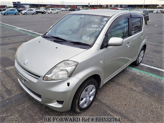 Used 2008 TOYOTA PASSO BH532764 for Sale