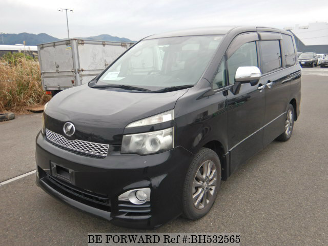 Used 2011 TOYOTA VOXY BH532565 for Sale