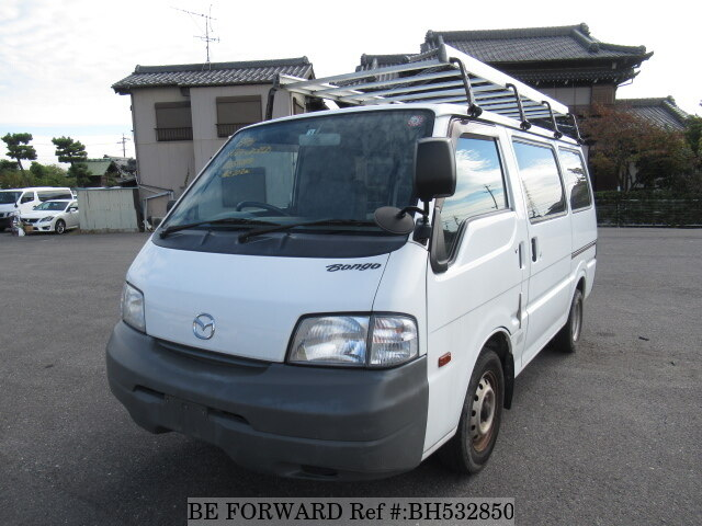 Used 2013 MAZDA BONGO VAN BH532850 for Sale