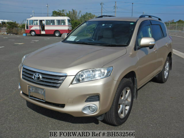 Used 2009 TOYOTA VANGUARD BH532566 for Sale