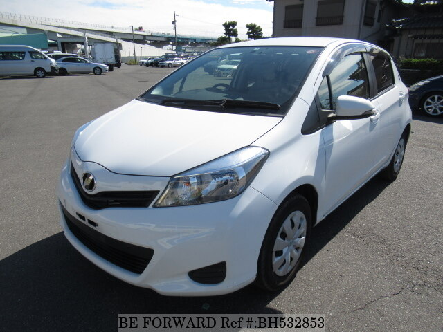 Used 2013 TOYOTA VITZ BH532853 for Sale
