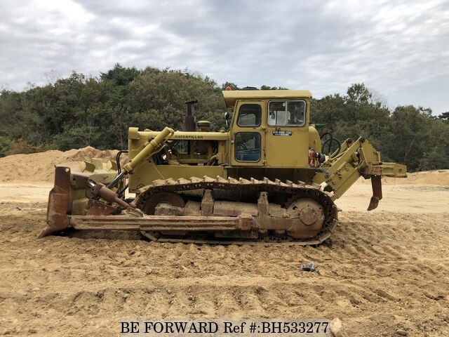 Used 1969 CATERPILLAR D6C BH533277 for Sale