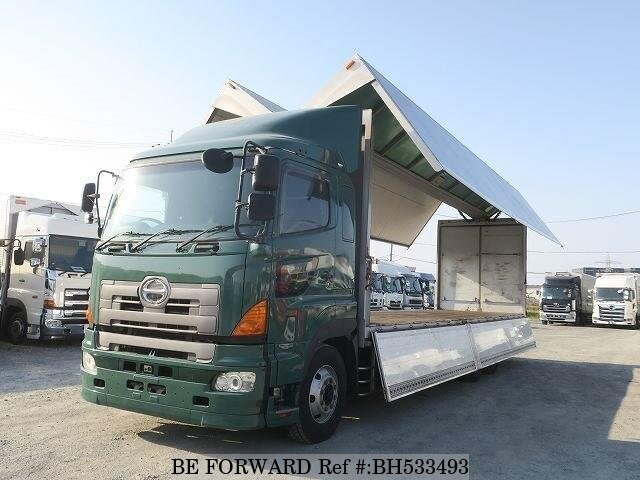 Used 2005 HINO PROFIA BH533493 for Sale