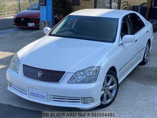 Used 2005 TOYOTA CROWN ATHLETE SERIES BH534491 for Sale