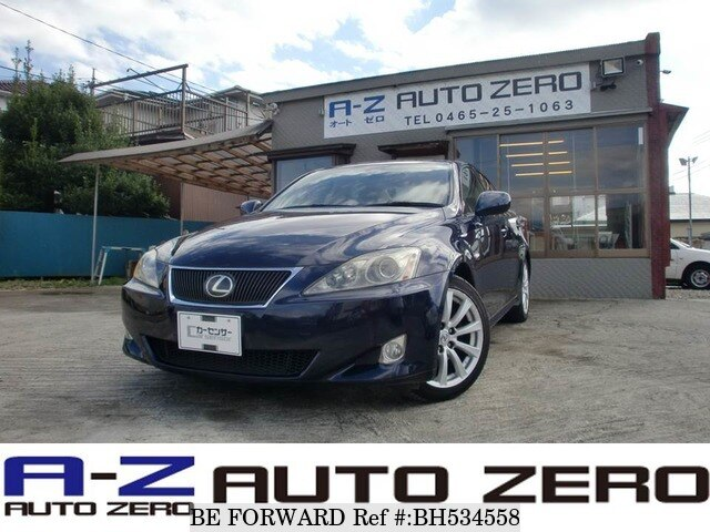 Used 2005 LEXUS IS BH534558 for Sale