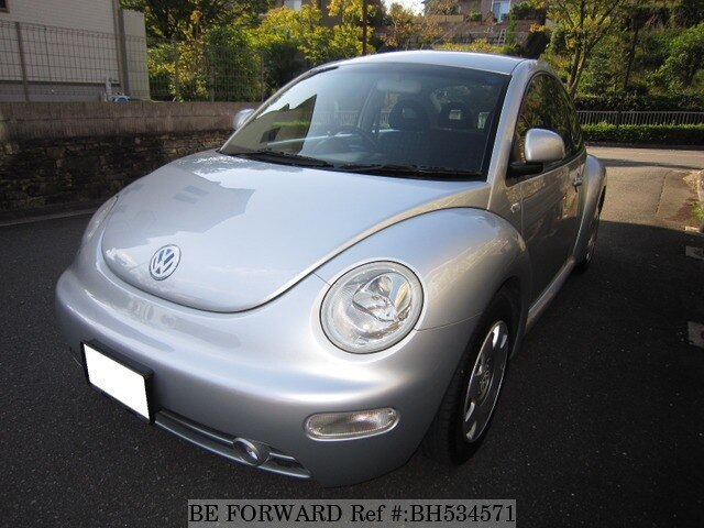 Used 2001 VOLKSWAGEN NEW BEETLE BH534571 for Sale