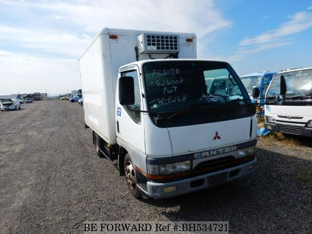 Used 1996 MITSUBISHI CANTER BH534721 for Sale