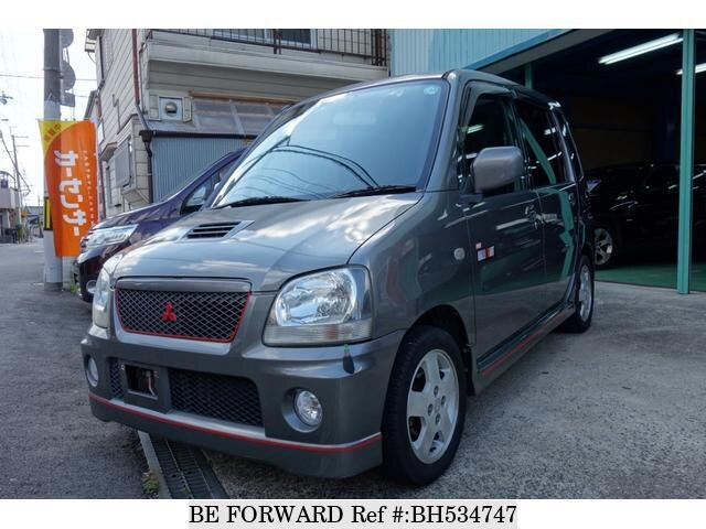 Used 2001 MITSUBISHI TOPPO BJ BH534747 for Sale