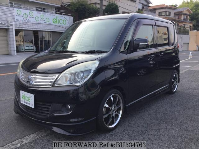 Used 2011 MITSUBISHI DELICA D2 BH534763 for Sale