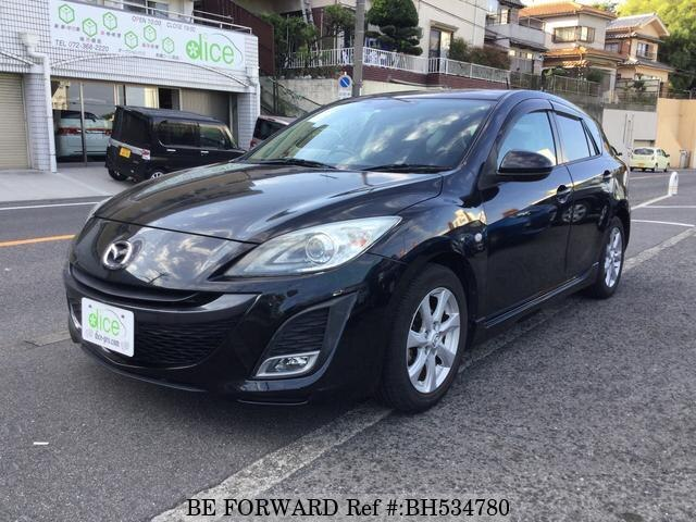 Used 2011 MAZDA AXELA SPORT BH534780 for Sale
