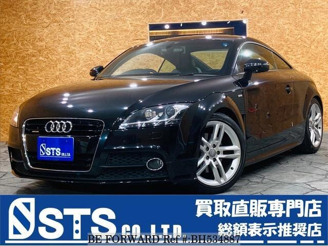 Used 2014 AUDI TT BH534887 for Sale