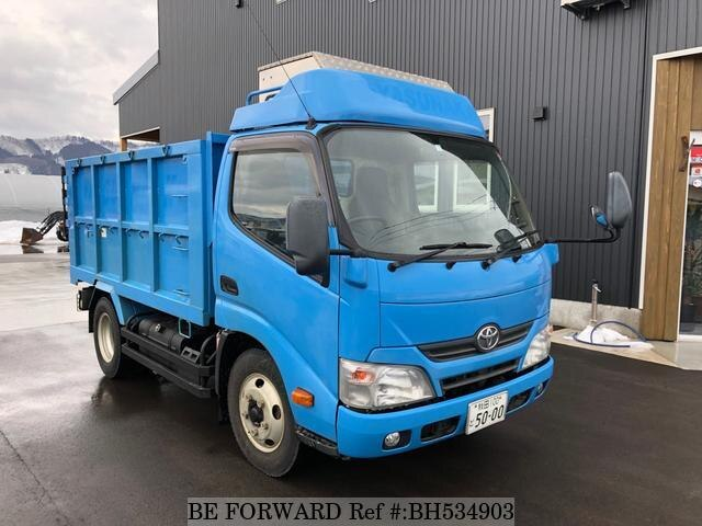 Used 2014 TOYOTA DYNA TRUCK BH534903 for Sale