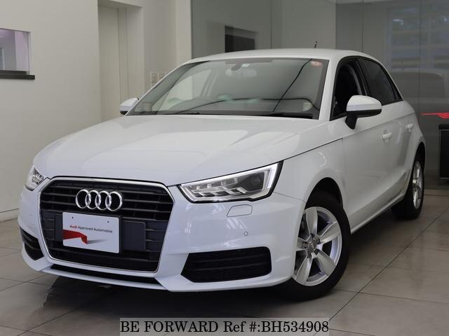Used 2017 AUDI A1 BH534908 for Sale