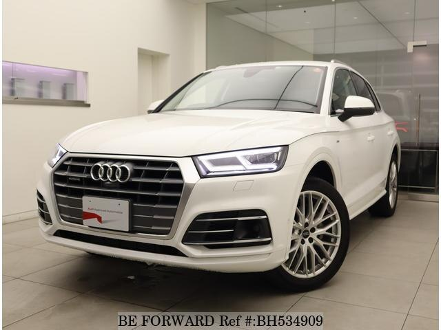 Used 2017 AUDI Q5 BH534909 for Sale