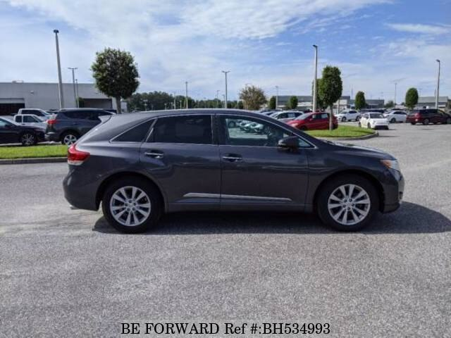 Used 2015 TOYOTA VENZA BH534993 for Sale