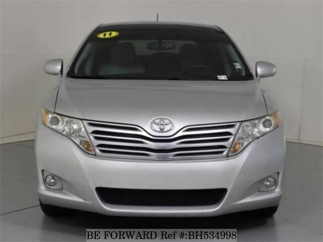 Used 2011 TOYOTA VENZA BH534998 for Sale
