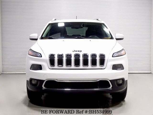 Used 2015 Jeep Cherokee Limited Pkg For Sale Bh534999 Be Forward