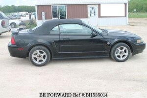 Used 2004 FORD MUSTANG BH535014 for Sale