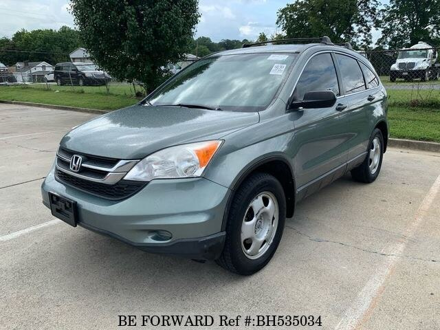 Used 2011 HONDA CR-V BH535034 for Sale