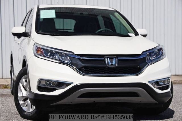 Used 2016 HONDA CR-V BH535038 for Sale