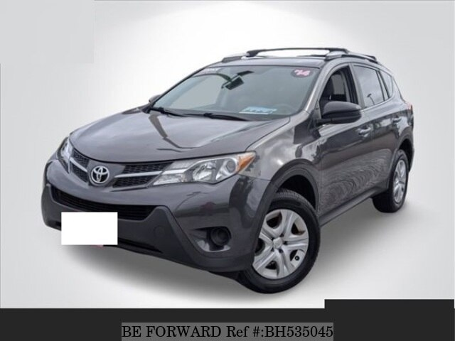 Used 2014 TOYOTA RAV4 BH535045 for Sale