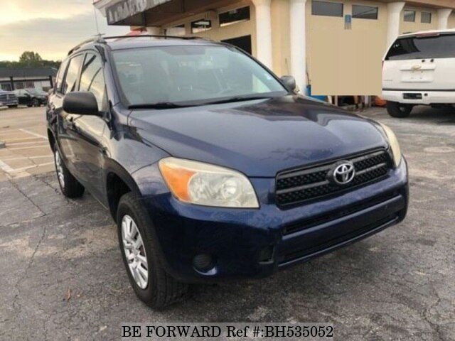 Used 2006 TOYOTA RAV4 BH535052 for Sale