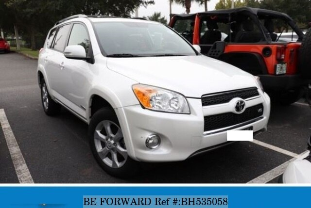 Used 2012 TOYOTA RAV4 BH535058 for Sale