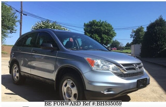 Used 2011 HONDA CR-V BH535059 for Sale