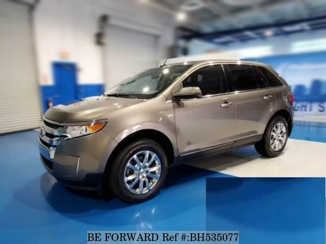 Used 2013 FORD EDGE BH535077 for Sale