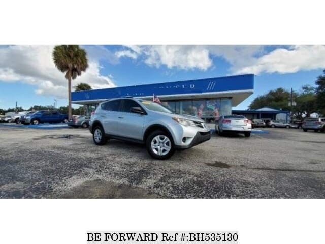 Used 2013 TOYOTA RAV4 BH535130 for Sale