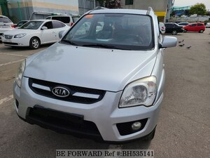 Used 2008 KIA SPORTAGE BH535141 for Sale