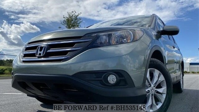 Used 2012 HONDA CR-V BH535148 for Sale