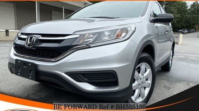 Used 2016 HONDA CR-V BH535159 for Sale