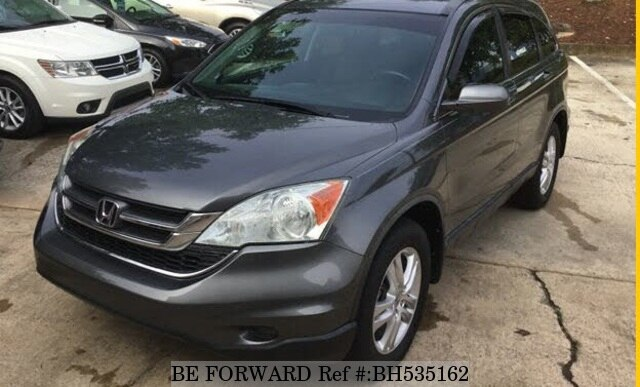 Used 2011 HONDA CR-V BH535162 for Sale