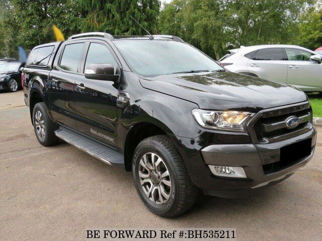 Used 2017 FORD RANGER BH535211 for Sale