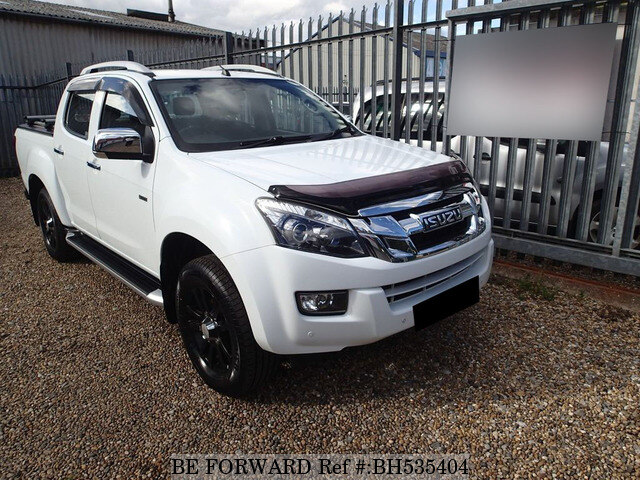 Used 2015 ISUZU D-MAX BH535404 for Sale