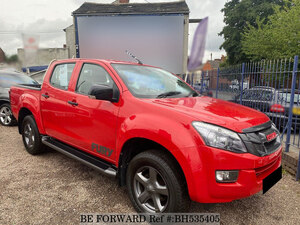 Used 2015 ISUZU D-MAX BH535405 for Sale