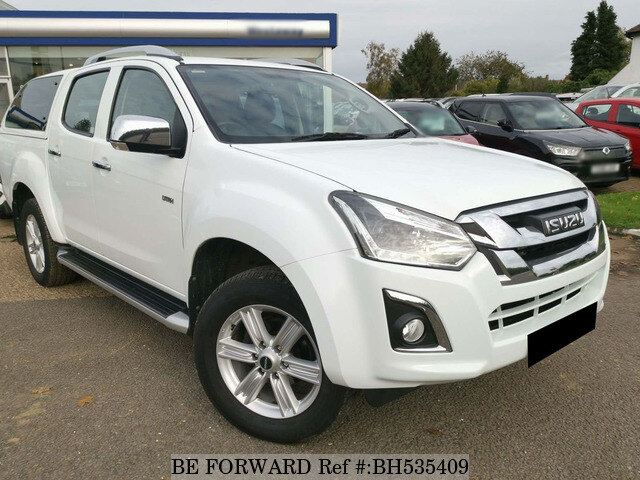 Used 2018 ISUZU D-MAX BH535409 for Sale